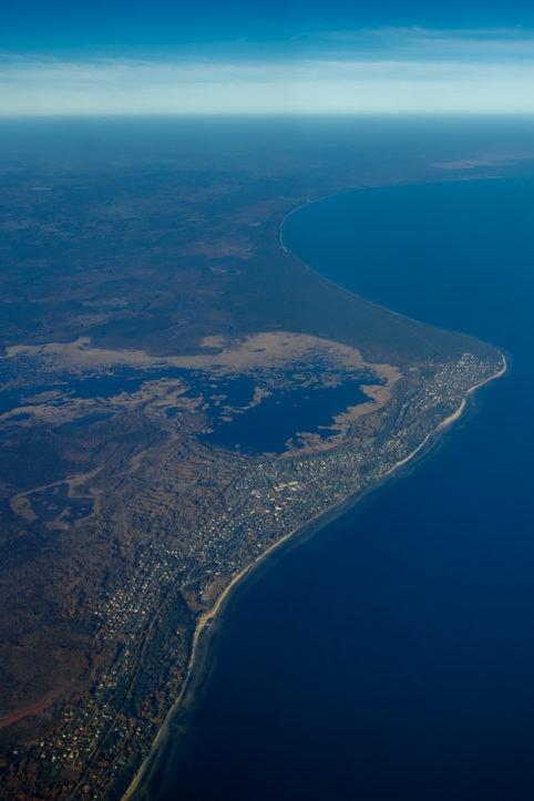 Lettische Küstenregion
