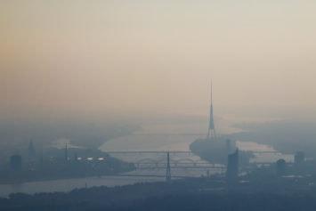 Riga aus der Luft