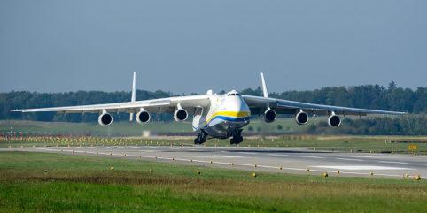 Start der An-225